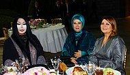 Ünlüler Bu Ramazan da Cumhurbaşkanı Erdoğan'ın Geleneksel İftar Yemeğinde Buluştu