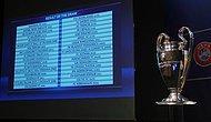 Şampiyonlar Ligi Birinci ve İkinci Ön Eleme Turlarının Kuraları Çekildi
