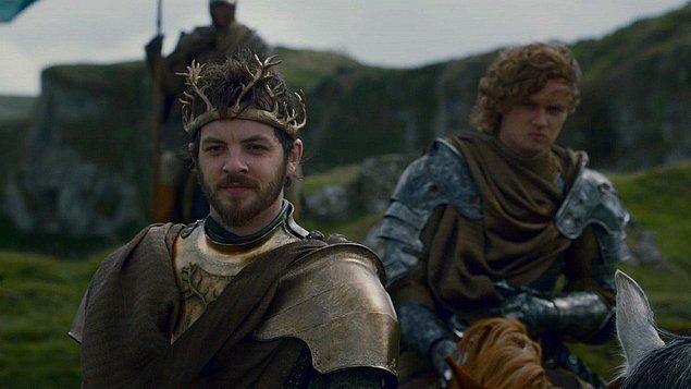 6. Bir günah gibi gizledim seni, kimse görmedi... Renly Baratheon 💔 Loras Tyrell