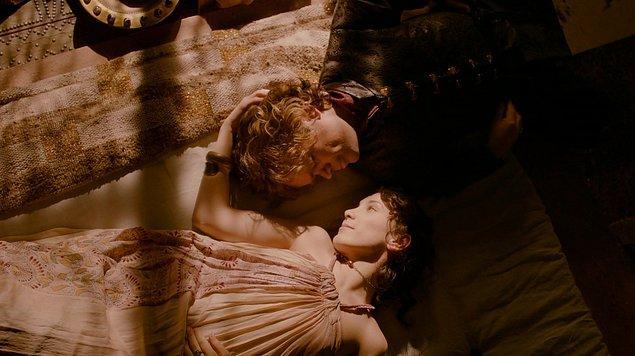 7. Aidiyet, tutku nedir bu ikiliden öğrendik: Shae 💔 Tyrion Lannister