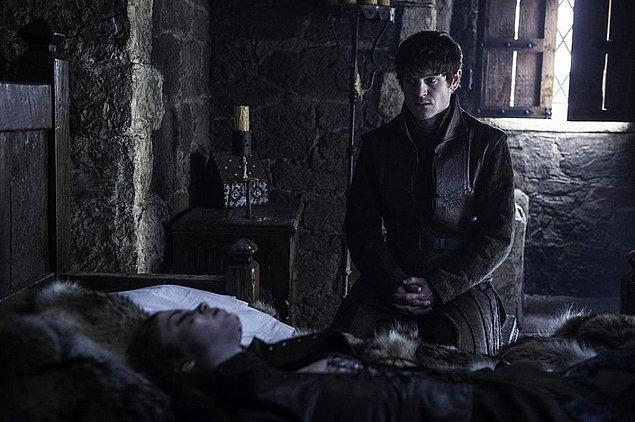 Sonuç olarak kader bu çifte de geçit vermedi; Myranda'nın ölümü içimizin yağlarını eritti. Ramsay ise sevgilisinin cesedini köpeklere verdi.