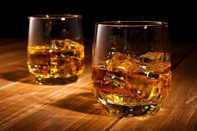 8. İrlanda - Viski
