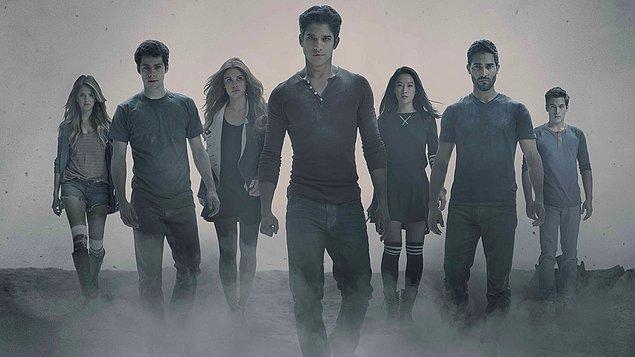 15. Teen Wolf   IMDb 7.7