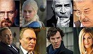 Efsane Dizi Karakterlerini Canlandıran Oyuncuların İsimlerini Bilebilecek misin?