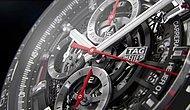 Dünyanın İlk 'Lüks' Akıllı Saati Sonunda Tag Heuer'dan Geldi