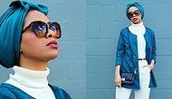 Tarzıyla Instagram'da Fırtınalar Estiren 17 Muhafazakar Moda Bloggerı