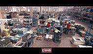 """Lande 19"""" Rack Kabinet Tanıtım"""