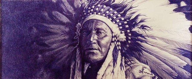 """10. """"Doğa bizim bir parçamızdır ve onu kendi isteklerimize göre kullanmamız için var olmamıştır. O, bizim bu dünyadaki ailemizdir."""""""