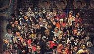 Türkçe-Rap severler için hazırlanmış ortaya karışık şarkı listesi