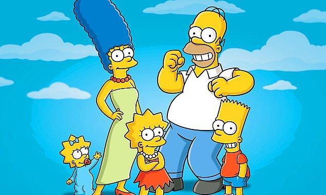11. Simpsons