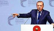 Erdoğan'dan AB'ye Referandum Resti
