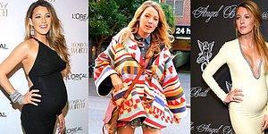 Блейк Лайвли - самая стильная беременная в мире