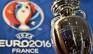 EURO 2016'da Son 16 Turu Heyecanı