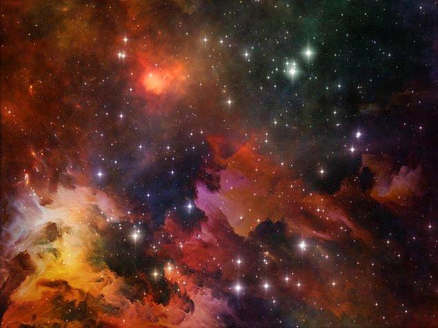 8. Kemiklerimizde bulunan kalsiyum ve kanımızda bulunan demir, çok uzun zamanlar önce patlayan yıldızlardan gelmektedir.