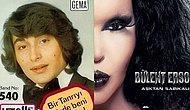 Yıllar Geçse de Fevkaladenin Fevkinde Olan Bülent Ersoy'un En İlginç 20 Albüm Kapağı