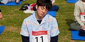 Kore'den Görenleri Şaşırtan Yeni Spor Dalı: Hiçbir Şey Yapmamak