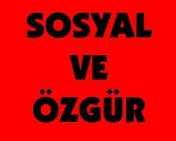 Kırmızı: Sosyal ve Özgür!