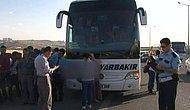 Ankara'da Yolcu Otobüslerine Ateş Açıldı: 7 Yaralı