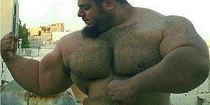 Gözü Yiyen Varsa Onu Kızdırsın: İranlı Gerçek Hulk Sajad Gharibi ile Tanışın