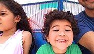 Oğlunu Okuldan Alırkenki Sevimli Reaksiyonlarını Kaydeden Babadan Mutluluk Dolu Bir Video