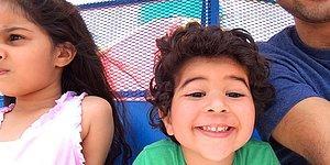 Oğlunu Okuldan Alırken ki Sevimli Reaksiyonlarını Kaydeden Babadan Mutluluk Dolu Bir Video