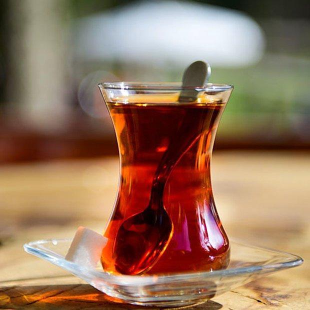 Çay olur