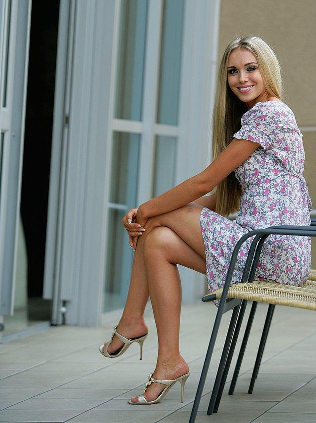 8. Ksenia Sukhinova
