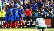 Griezmann Fransa'yı Çeyrek Finale Uçurdu