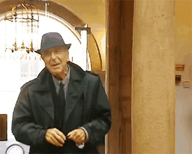 Bir Büyük Sözü Dinleyin: Efsanevi Sanatçı Leonard Cohen'den Hayat Dersi Niteliğinde 17 Söz s 53e1263820c48bf285083c0d84ac94d25112c8ce