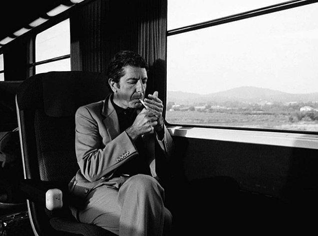 Bir Büyük Sözü Dinleyin: Efsanevi Sanatçı Leonard Cohen'den Hayat Dersi Niteliğinde 17 Söz s 9692874d8b62716491ca33d814a3dd7233c6c309