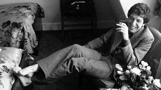 Bir Büyük Sözü Dinleyin: Efsanevi Sanatçı Leonard Cohen'den Hayat Dersi Niteliğinde 17 Söz s 2ecb6e235520eb5112601a3ebae12fd461753e04