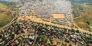 Zenginle Fakirin Sadece Birkaç Metreyle Ayrıldığı Güney Afrika'dan 11 Çarpıcı Fotoğraf