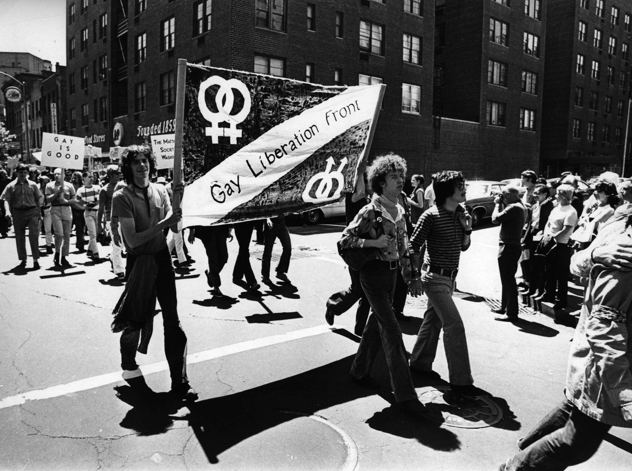 America build gay in movement right struggle