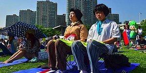 В Южной Корее появился новый вид спорта - ничего не делать
