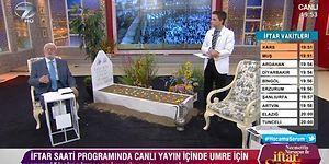 Kanalcı Baba Türbesi: Kanal 7 Stüdyosunun Ortasındaki Mezar