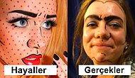 Neye Niyet, Neye Kısmet: Pinterest Yüzünden Mağduriyetin Dibine Vurmuş 15 Talihsiz Kadın