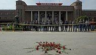 Ankara Gar Saldırısı İçin 36 Sanığa 100'er Kez Ağırlaştırılmış Müebbet İstemi