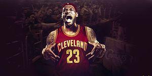 LeBron James'in NBA 2015/16 Sezonundaki En İyi 10 Hareketi