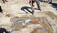 Kırıkkale'de Sel, Roma Mozaiklerini Ortaya Çıkardı
