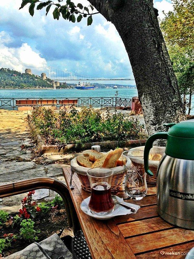 14. Ihlamur Cafe