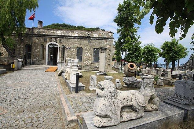 Amasra Müzesi, Amasra'da kesinlikle görülmesi gereken yerler arasında...