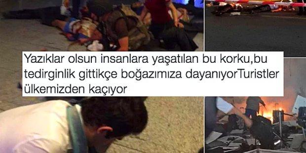 """Gülben Ergen'in Saldırı Sonrası Büyük Tepki Alan Sözleri: """"Turistler Ülkemizden Kaçıyor!"""""""