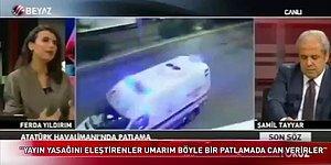 Şamil Tayyar: 'Yayın Yasağını Eleştirenler Teröre Can Verirse...'