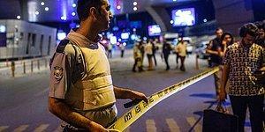 Atatürk Havalimanı'ndaki Terör Saldırısıyla İlgili Soruşturma Başlatıldı