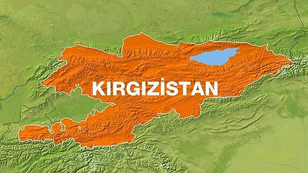 5. Kırgızistan