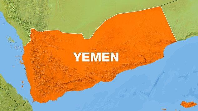 13. Yemen