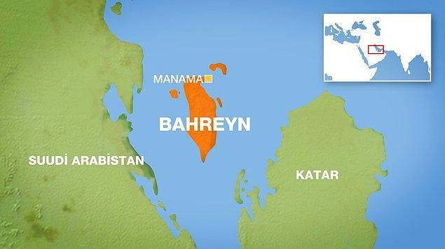 15. Bahreyn