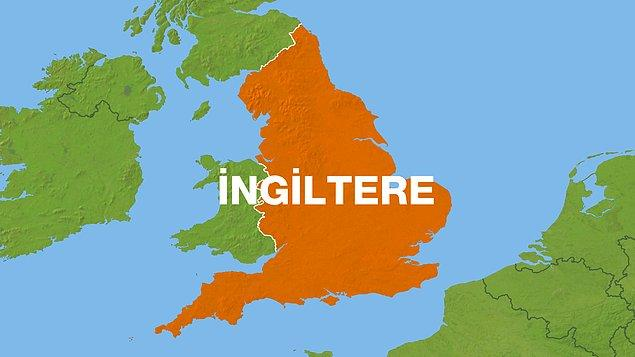 14. İngiltere
