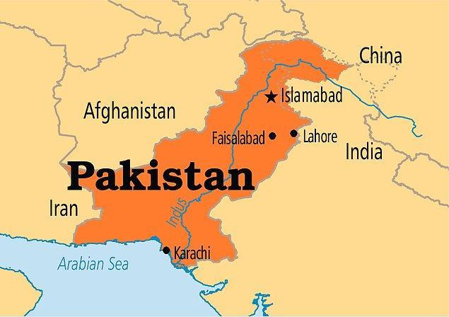 3. Pakistan