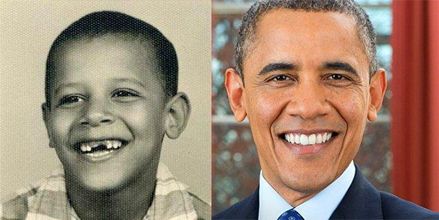 3. Barrack Obama